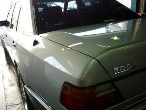 benz-E500